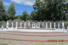 Emlékpark Szolyván