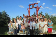 Emlékpark Tiszacsomán