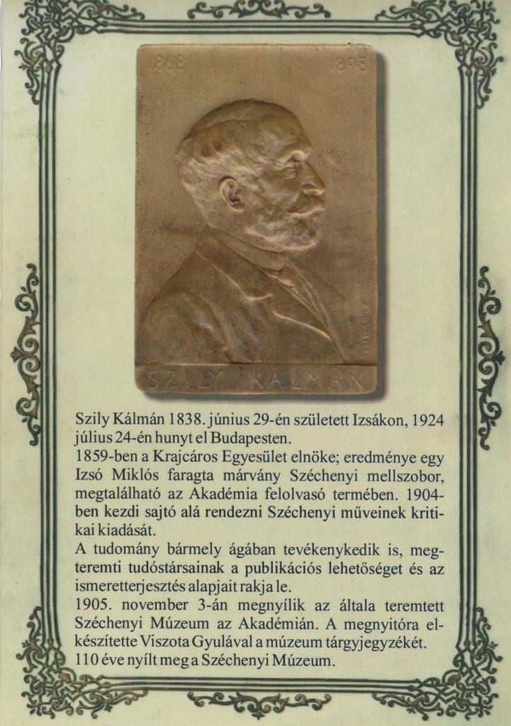 Egervolgyi-Szily Kalman